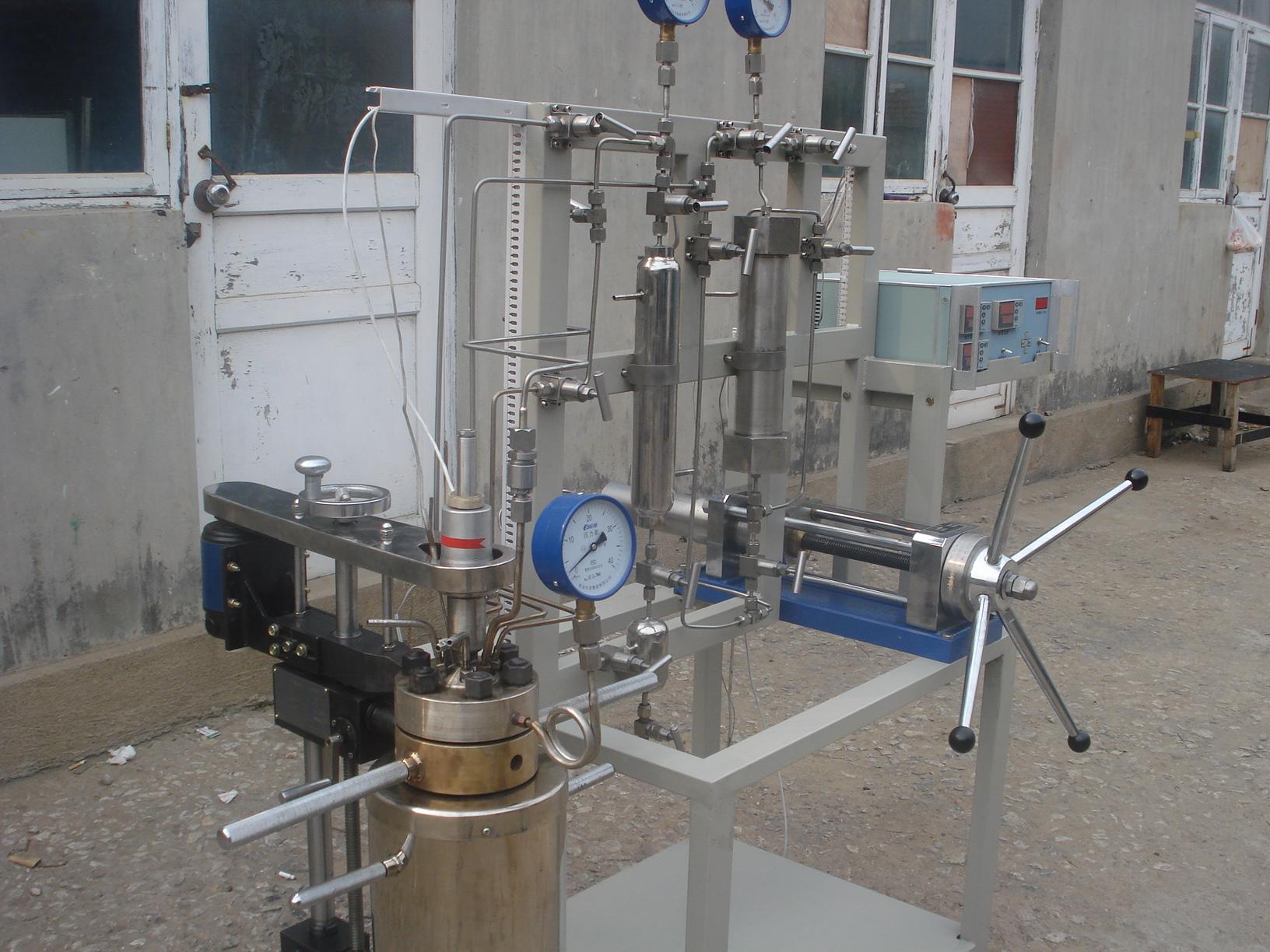 手动间歇式水氧化装置