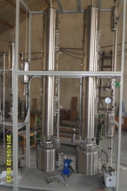 生物柴油小试装置