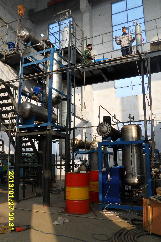 醋酸加氢中试装置