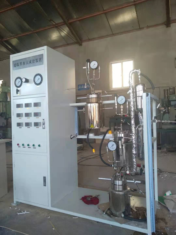 间歇式水氧化反应装置