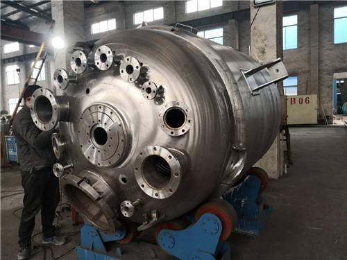 316L不锈钢反应釜(5000L)