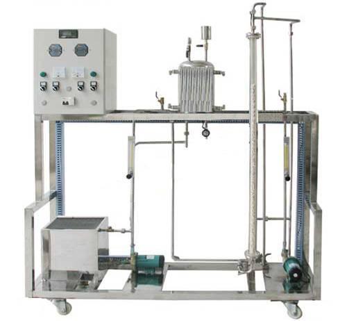 填料塔轴向混合特性测定实验装置